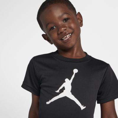 Jordan Dri-FIT Younger Kids' T-Shirt