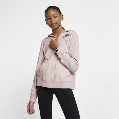 Nike Air Hoodie met rits voor meisjes