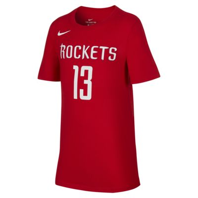 休斯顿火箭队 Nike Dri-FIT大童(男孩)NBA T恤