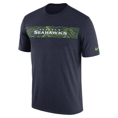 Playera para hombre Nike Dri-FIT Legend Seismic (NFL Seahawks)