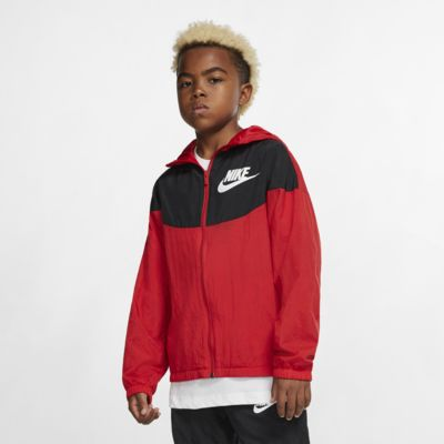 Nike Sportswear Older Kids' Woven Jacket