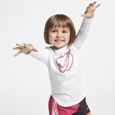 Tričko s dlouhým rukávem Nike pro batolata