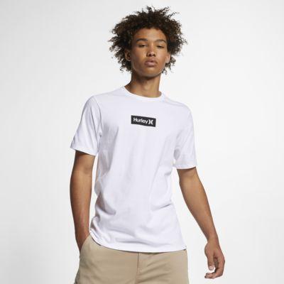 Hurley Premium One And Only Small Box Camiseta con ajuste premium - Hombre