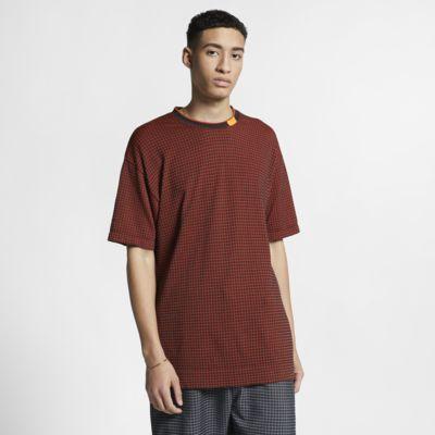 Haut en maille à manches courtes Nike Sportswear Tech Pack