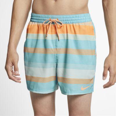 Pánské plavecké šortky Nike Linen Racer 13 cm