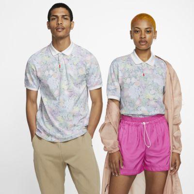 The Nike Polo Polo met bloemenprint (unisex)