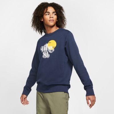 Nike SB Icn Skate-Rundhalsshirt für Herren