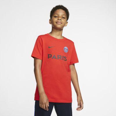 Tee-shirt PSG pour Enfant plus âgé