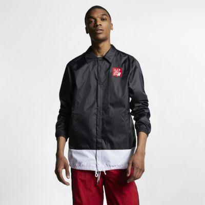 Jordan Legacy AJ4 Coaches-Jacke für Herren