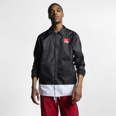 Jordan Legacy AJ4 Men's Coaches' Jacket