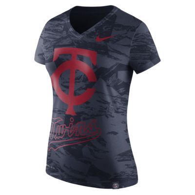 Nike Dri-Blend (MLB Twins) Women's T-Shirt