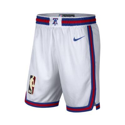 76ers Classic Edition Men's Nike NBA Swingman Shorts