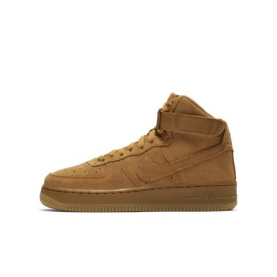 Кроссовки для школьников Nike Air Force 1 High LV8