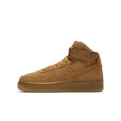 Sko Nike Air Force 1 High LV8 för ungdom