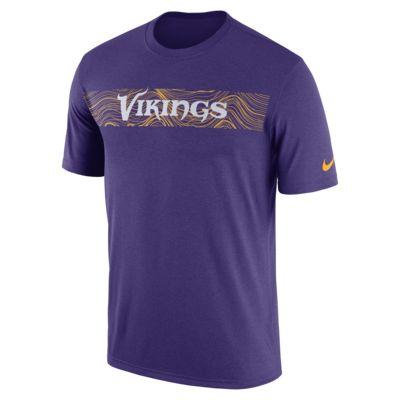 Nike Dri-FIT Legend Seismic (NFL Vikings) Herren-T-Shirt