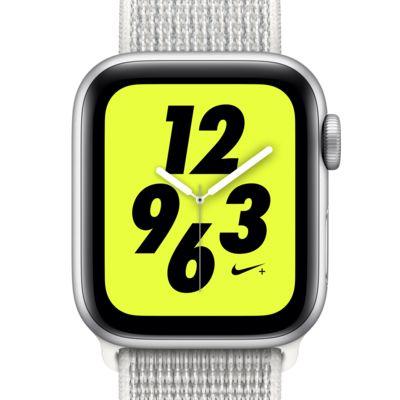 Apple Watch Nike+ Series 4 (GPS) 搭配 Nike 回环式运动表带 40 毫米运动手表