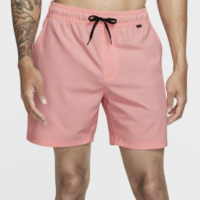 "Hurley One And Only Men's 17""/43cm Volley Boardshorts"