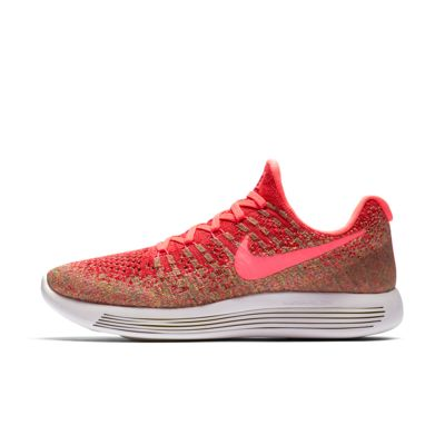 Nike LunarEpic Low Flyknit 2 女子跑步鞋