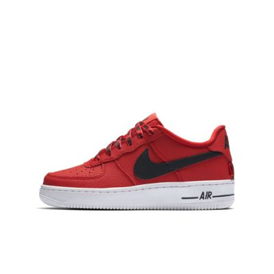 nike air force 1 rot lv8