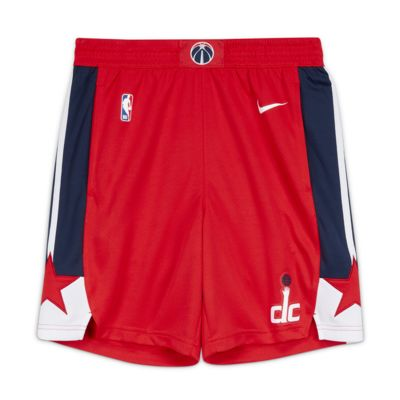 Washington Wizards Icon Edition Swingman Men's Nike NBA Shorts