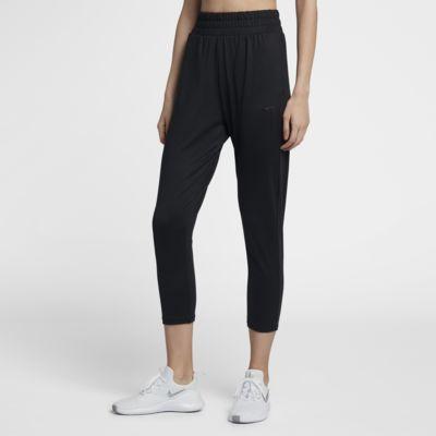 กางเกงเทรนนิ่งโยคะผู้หญิง Nike Flow