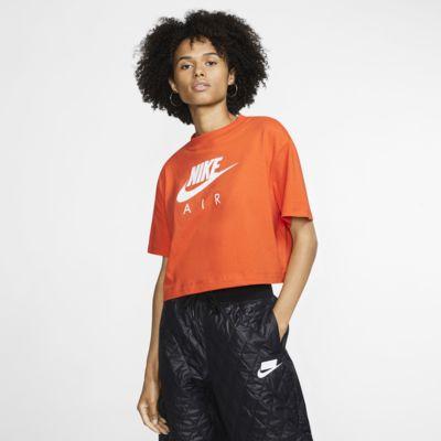 Haut à manches courtes Nike Air pour Femme