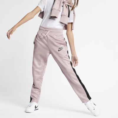 Pantalones de tejido Fleece para niña talla grande Nike Sportswear