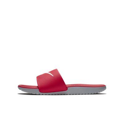 Nike Kawa sandal for små/store barn