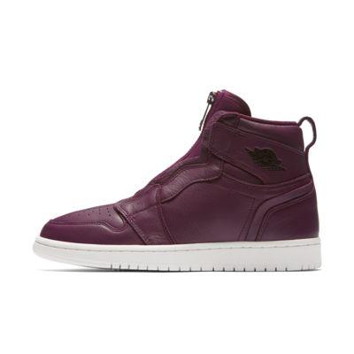 Женские кроссовки Air Jordan 1 High Zip Premium