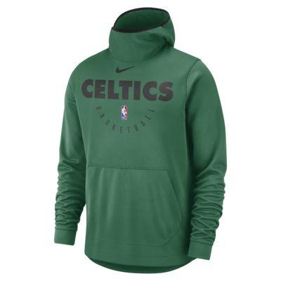เสื้อมีฮู้ด NBA ผู้ชาย Boston Celtics Nike Spotlight