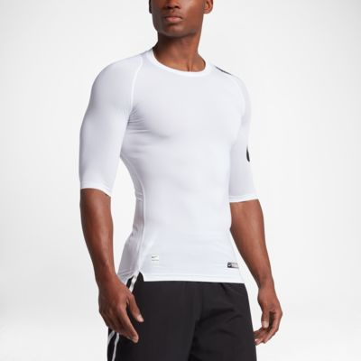 Nike Pro Men's Half Sleeve Football Top