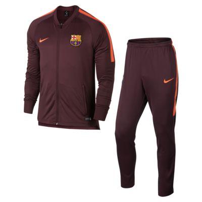 F.C.Barcelona Dry Squad