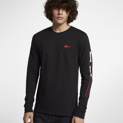 ... Men's Long Sleeve T-Shirt. Hurley JJF Nautic