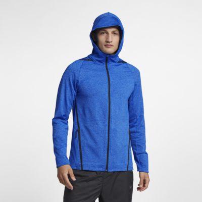 Hoodie de treino de manga comprida com fecho completo Nike Dri-FIT para homem