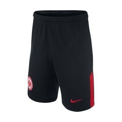 Shorts de fútbol para niños talla grande Eintracht Frankfurt de visitante para aficionados, temporada 2017/18