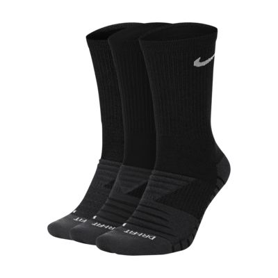 Nike Dry Cushion Crew Trainingssocken (3 Paar)