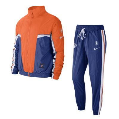 New York Knicks Nike NBA-trainingspak voor heren