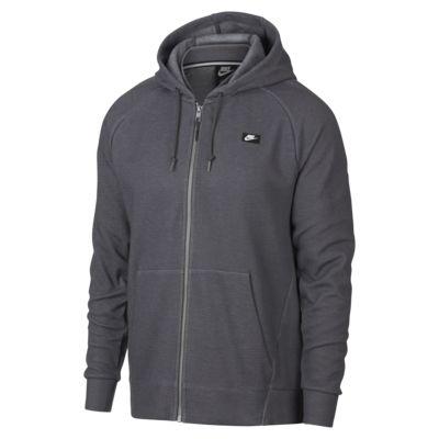 Sweat à capuche entièrement zippé Nike Sportswear Optic pour Homme