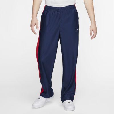 กางเกงผู้ชายลายทาง Swoosh Nike