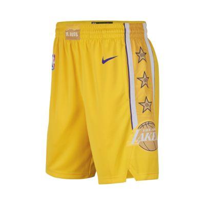 Shorts Nike NBA Swingman Lakers City Edition