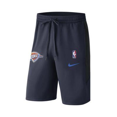 Oklahoma City Thunder Nike Therma Flex Men's NBA Shorts