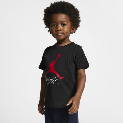 T-shirt Jordan Jumpman Flight för små barn