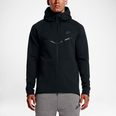Sweat à capuche Nike Sportswear Tech Fleece Windrunner pour Homme