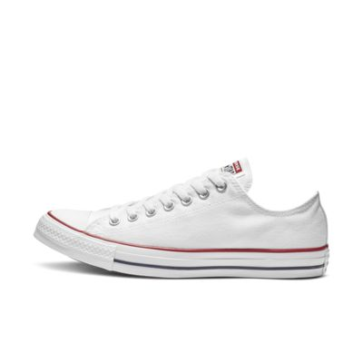 converse shoes all white