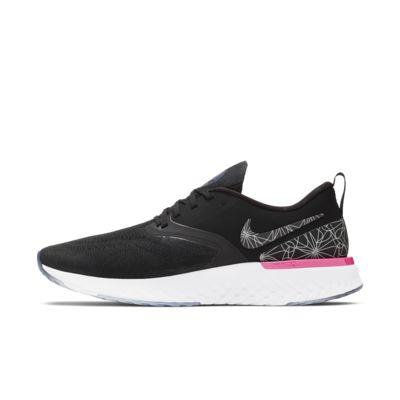 รองเท้าวิ่งผู้ชายมีกราฟิก Nike Odyssey React Flyknit 2