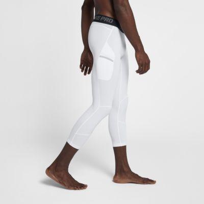 Mallas de básquetbol de 3/4 para hombre Nike Pro Dri-FIT