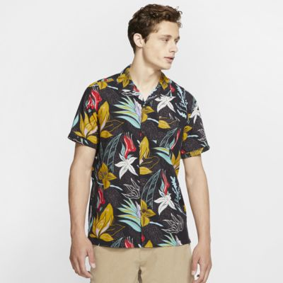 Hurley Domino Men's Short-Sleeve Top