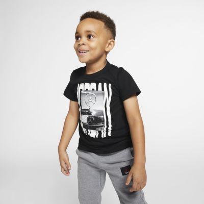 Kortärmad t-shirt Jordan Jumpman för barn