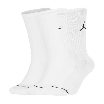 Chaussettes de basketball Jordan Jumpman Crew (3 paires)