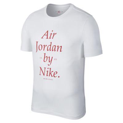 """Jordan """"Air Jordan By Nike"""" 男子T恤"""